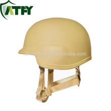 PASGT Balistic Cascos de soldado antibalas antibalas Casco sin tornillos Kevlar