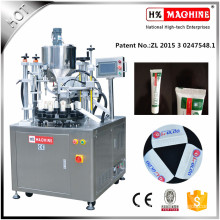 Laksa Paste Tube Filling And Sealing Machine