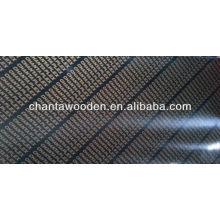 Linyi hormigón contrachapado de forma / película enfrentó madera contrachapada con precio barato