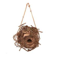 The Shape of The Novel Bird Nest