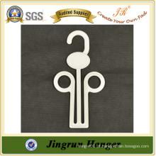 Atacado Low Price Plastic Hanger Display Hangers para chinelos