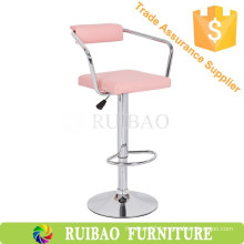 Bar Nightclub Furniture Leather Bar Stool Counter Chair Unique Design