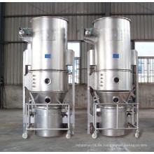Granulador de secado de lecho fluido