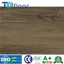 Plancher de vinyle décoratif de haute qualité de PVC dans