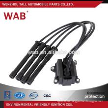 Professional oem 8200360911 copper wire automotive engine ignition coils