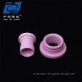 Guide des pièces en céramique à haute résistance à l'usure pour machines textiles