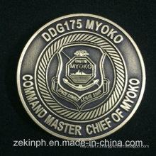 Профессиональный Выполненный На Заказ Металл Античная Золотая Монета