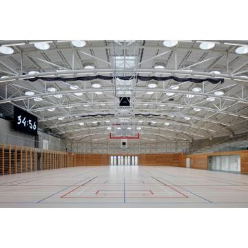 Prefab Galvanized Arch Space Frame Bilding Light Steel Roof Trusses For Sale