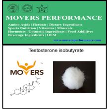 El isobutirato de la testosterona de las hormonas esteroides para la nutrición de los deportes