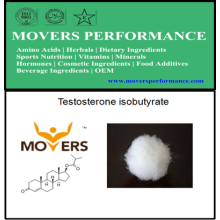 Isobutyrate de testostérone d'hormones stéroïdes pour la nutrition sportive