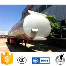 Remolque de cisterna de combustible más barato de árbol de FUWA con alta calidad