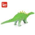 шаньтоу оптом мягкая резиновая игрушка динозавр животное модель для детей