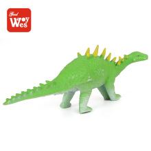 Shantou en gros, en caoutchouc souple, jouet, dinosaure, animal modèle pour enfants