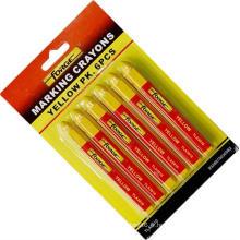OEM industriel bleu de crayons de bois de construction de marquage de bois de construction de décoration