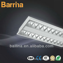 Doble tubo LED rejilla de luz de lámpara de la rejilla de alto brillo