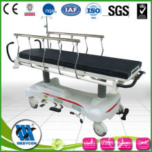 Multifunctional Luxurious Hydraulic rise-and-Fall Patient Trolley