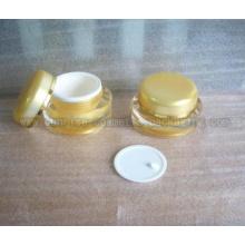 Forma ovalada tarro de crema J040N