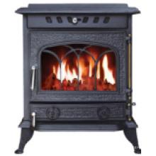 Cast Iron Stove, Wood Burning Stove (FIPA049) /Pellet Stove