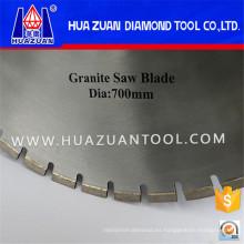 Hoja de sierra de 700 mm para cortar granito