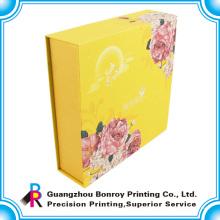 Benutzerdefinierte Günstige Hochzeit Dekorative Karton Tiered Kuchen Boxen