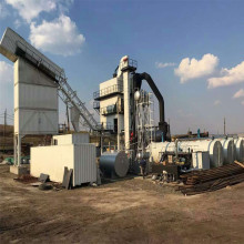 Container Automatic Batching Asphalt Mixing Plant
