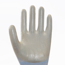 Cotton PVC Thumb Fully Coated Work Gloves