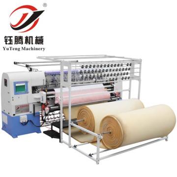 Blankets Computerized Chain Stitch Multi-Needle Quilting Machine