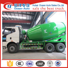 Neuer Zustand FAW 10 Kubikmeter Zementmischer LKW von der Originalfabrik zum Verkauf