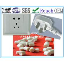 Compuesto de PVC para cables y gránulos de alambre / PVC