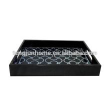 CPS-BPTY Paua papel amenidad tay con mosaico de concha