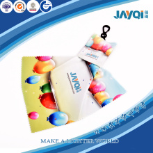 Customized Logo Printed Microfiber Small Cloth Pouch