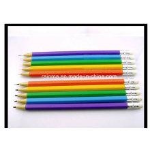Пластиковый Non Sharpen механический карандаш с ластиком Top