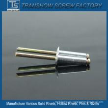 Remache para persiana de acero de aluminio 5050