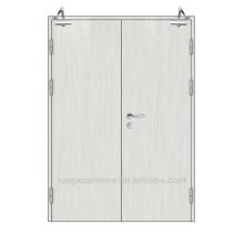 China wooden fireproof door