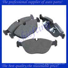 D682 D1115 3B7698151 34116761246 8N0698151D 34116753799 34111166161 3B7698151 car brake pad for golf brake pad