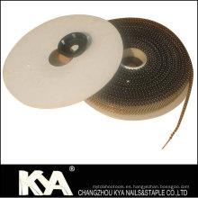 Clavos de bobina de alta carga para máquinas de clavos
