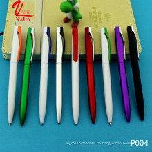 Günstige Preis Clik Kugelschreiber Kunststoff Kugelschreiber auf Verkauf