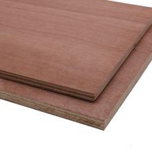 Qinge best price furniture grade bintangor face commercial plywood okoume plywood