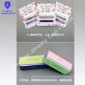 Bloque pulidor de 4 vías para pulidor de esmalte de uñas