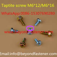Taptite Screw Hex Fange Serration Taptite Screw