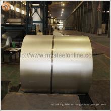 ASTM, JIS estándar de acero caliente HDGL en caliente