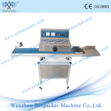 Continuous Plastic Cover Induction Sealing Machine for Aluminum Foil