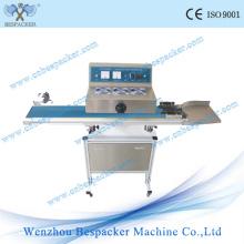 Сплошной пластиковой крышкой машина запечатывания индукции алюминиевой фольги