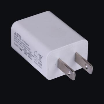 Personlized Products for Dual Usb Charger USB wall charger 5V2A US plug supply to Russian Federation Suppliers