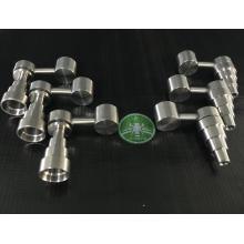 Enjoylife 6 in 1 Universal Domeless Sidearm Titanium Nail