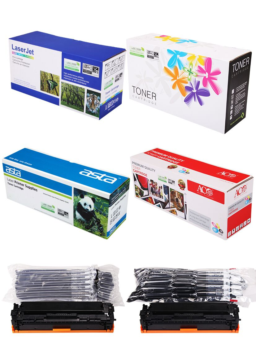 Warna Toner Unit Kit TN - 336C TN - 326C TN - 346C untuk Brother Printer