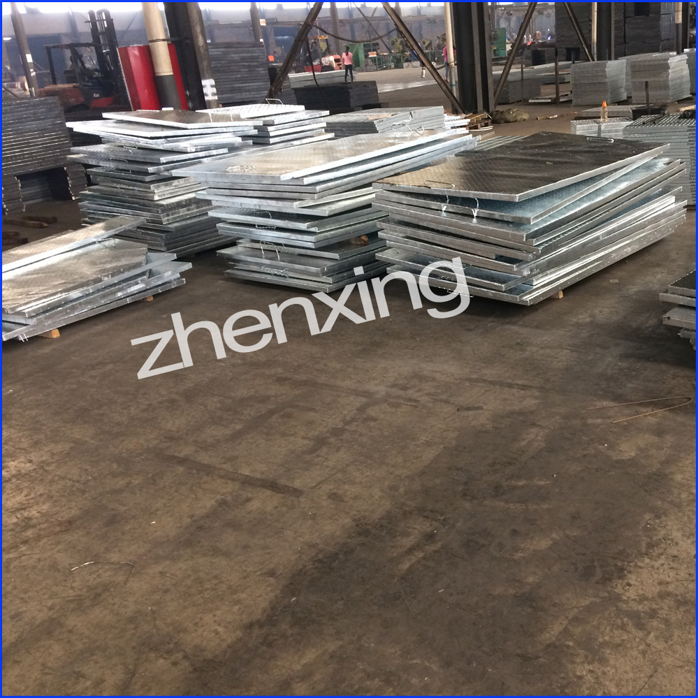 Galvanized Brand Compound Steel Grating