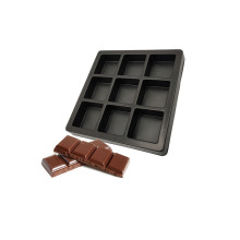 Plastic Blister Chocolate Candy Packaging Tray