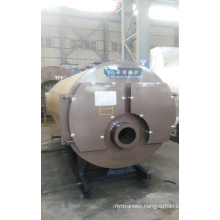 Oil or Gas Fired Steam Boiler