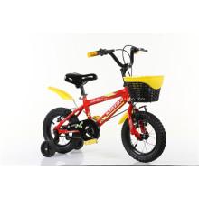 Bicicleta de niño de bicicleta infantil 16 pulgadas